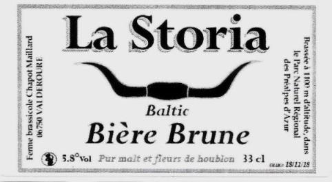 brasserie chapot maillard storia valderoure bieres bio partenaire