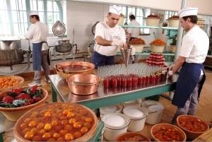 confiserie florian pont du loup cote dazur confitures fruits confits artisanat
