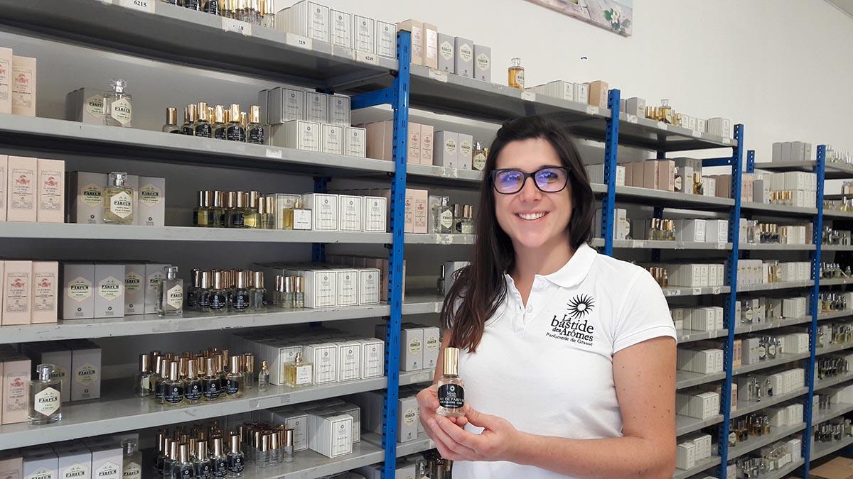 LA BASTIDE DES AROMES : Fabricant de parfums, bougies, parfums d ambiance en PAYS DE GRASSE