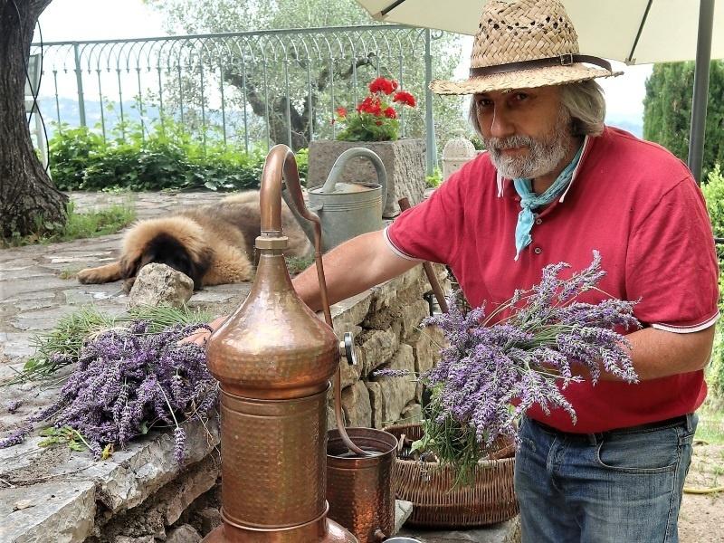 jardin bastide isnard parfum grasse vacances cote d azur