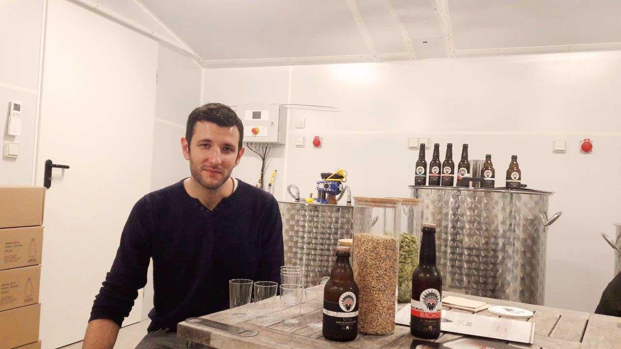 bacho brewery brasserie biere artisanale cote d azur partenaire