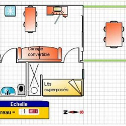 plan louer appartements studio vacances piscine cannes gites de france 06 alpes maritimes cote d azur paradisier
