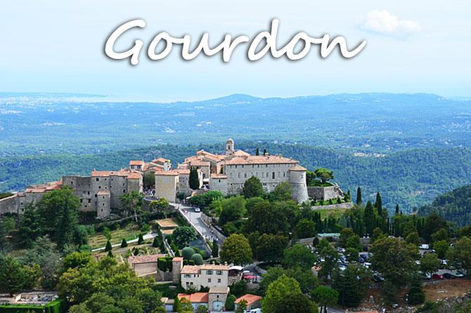 Gourdon villages perches alpes maritimes plus beau village france blog