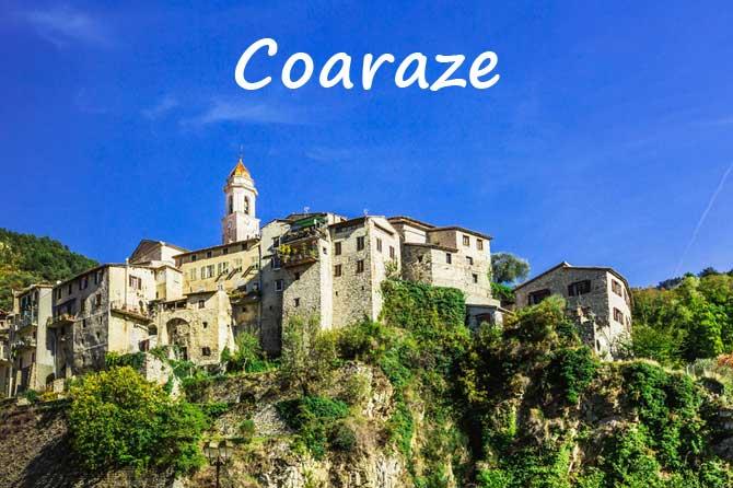 coaraze village perche cote d azur plus beaux villages france blog