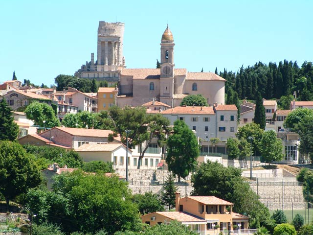 la turbie village perche trophe alpes maritimes visiter