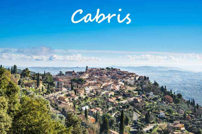 cabris village perche cote d azur panorama vue cannes blog