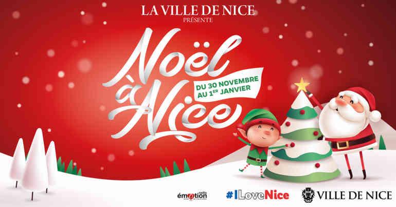 village noel nice fetes festivites agenda manifestations cote d azur