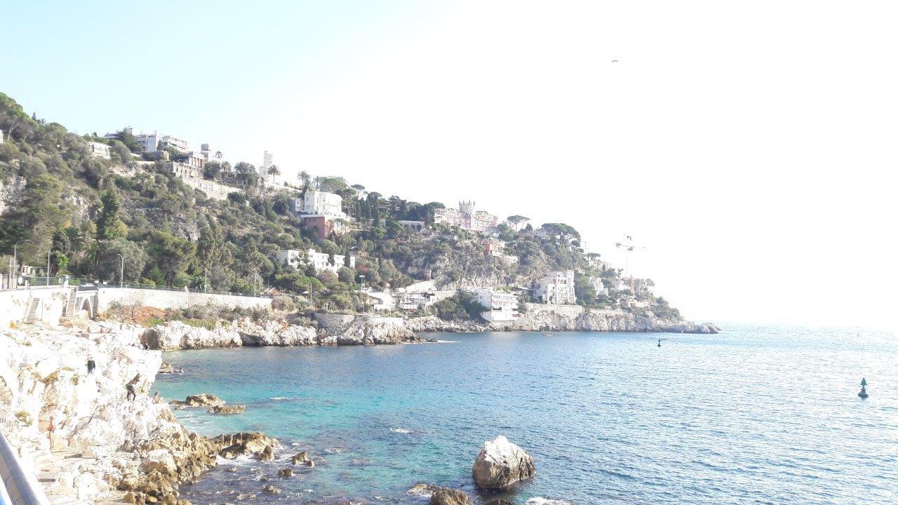 nice balade bord mer port cap vacances blog