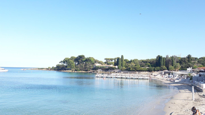 plus belles plages cote d azur antibes garoupe blog