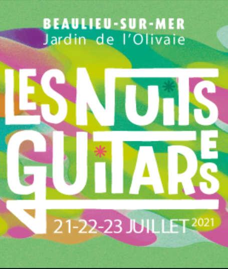 nuits guitares beaulieu festival musique spectacles cote d azur agenda