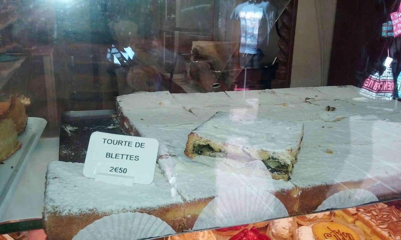 tourte blette gastronomie specialites nicoises nice cote d azur blog