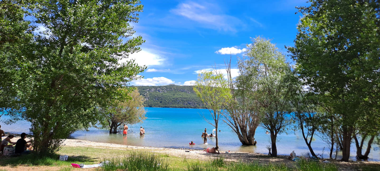lac ste croix verdon decouverte baignade promenade cote d azur vacances blog