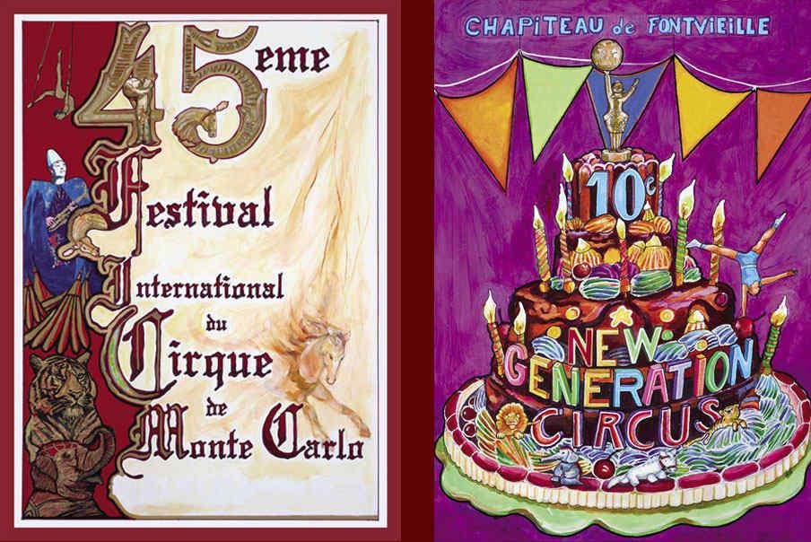 festival international cirque monte carlo agenda cote d azur